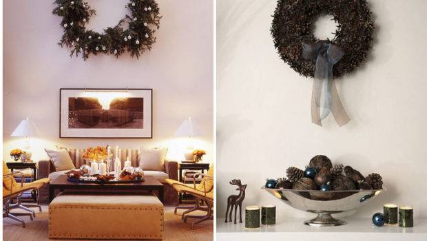 Home Furniture Decorating Easy Make Christmas Decorations
