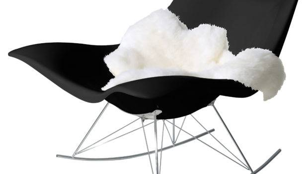 Home Furniture Stingray Rocking Chair Fredericia