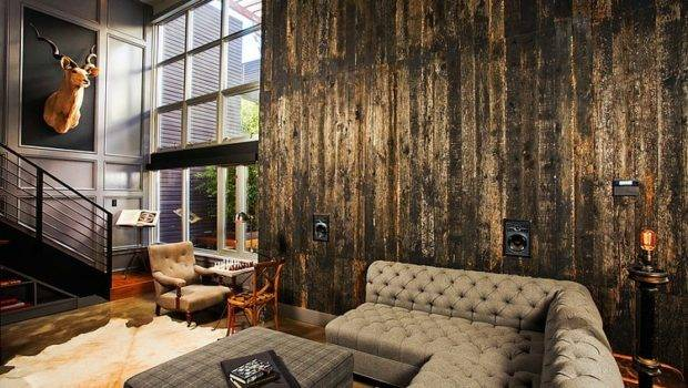 Home House Decoration Industrial Retro Interior Design