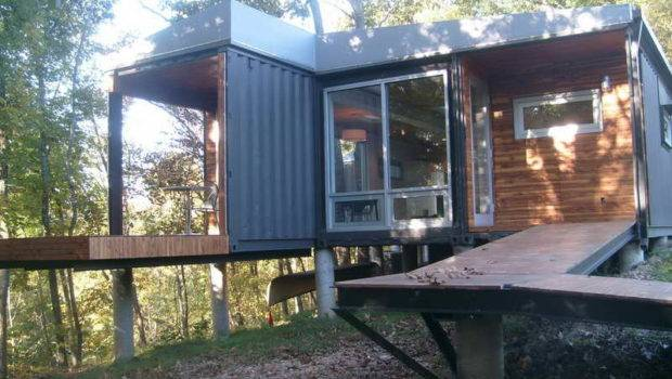 Home Ideas Steel Shipping Containers Design