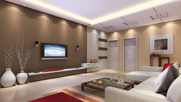 Home Interior Design Living Room House