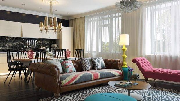 Home Interiors Uncategorized Bright Cheerful Interior Design