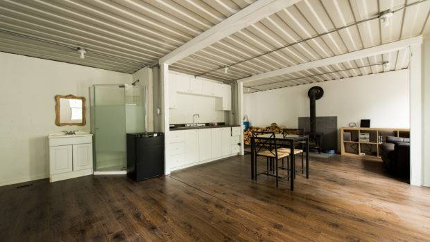 Home Just Joseph Dupuis Shipping Container Amenities