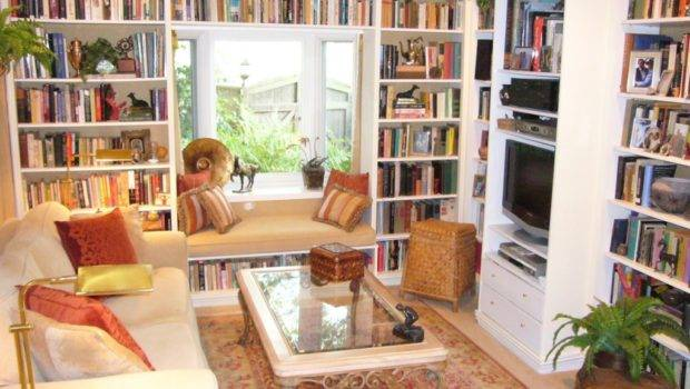 Home Library Design Examples Mostbeautifulthings