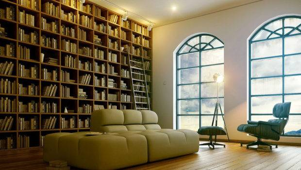 Home Library Design Ideas Might Inspire Create