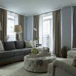 Home Living Room Gray Color Schemes