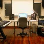 Home Music Studio Design Decorating Ideas