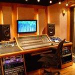 Home Music Studio Design Exotic House Interior Designs