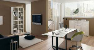 Home Office Design Ideas Simple Ergonomic