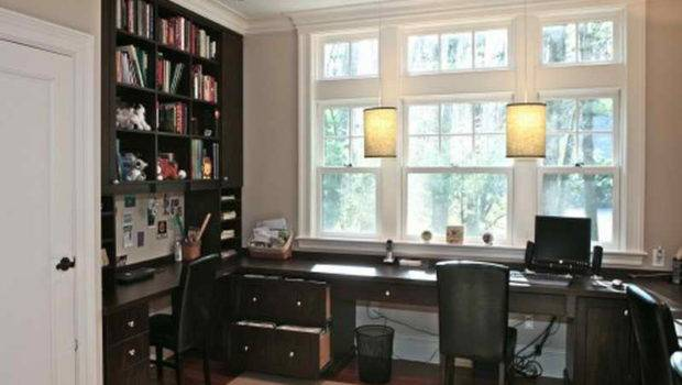 Home Office Design Ideas Small Spaces Decorating