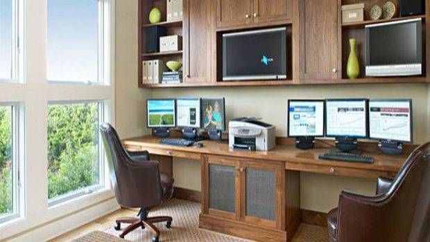 Home Office Design Ideas Small Spaces Furniture
