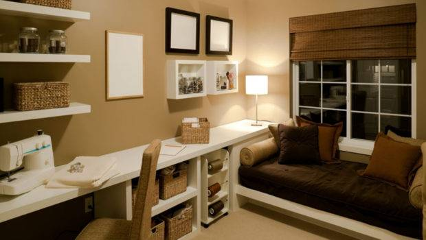 Home Office Spare Bedroom Ideas Doxenandhue