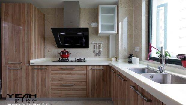 Home Shaped Kitchen Cabinets Effect Chart Appreciation