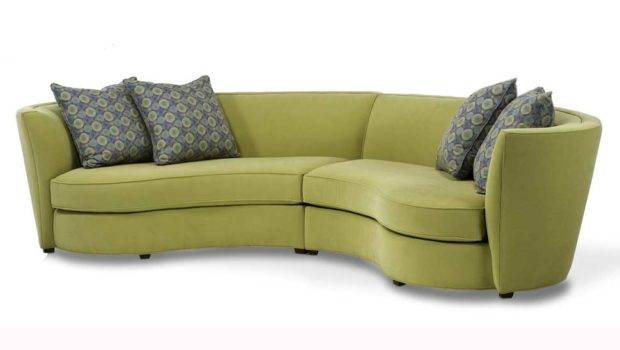 Home Sofas Sectionals Fabric Sectional Custom Curved