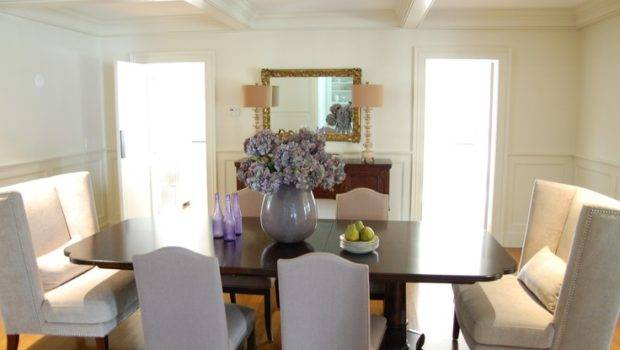 Home Staging Dining Room Kelly Mcguill Design Color Pinterest
