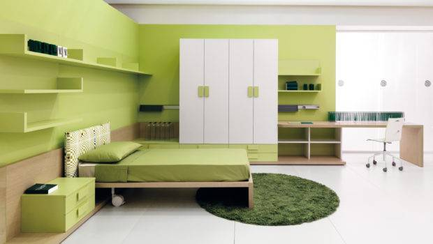 Home Teen Bedroom Designs Zalf Light Green Teens