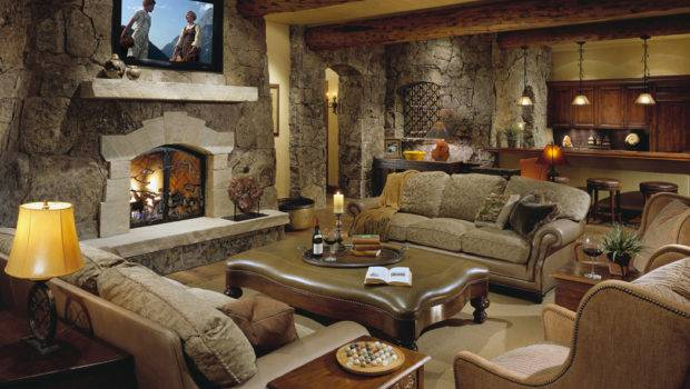 Home Theaters Man Cave Interior Designs Inspired Super Bowl Xlvi