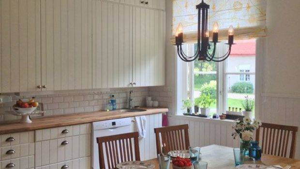 Home Welcome Swedish Country Kitchen Serving