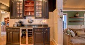 Home Wet Bar Ideas Also Built Don