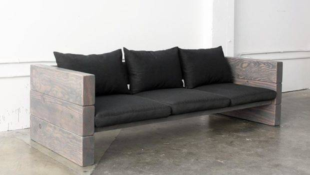 Homemade Modern Diy Outdoor Sofa Options