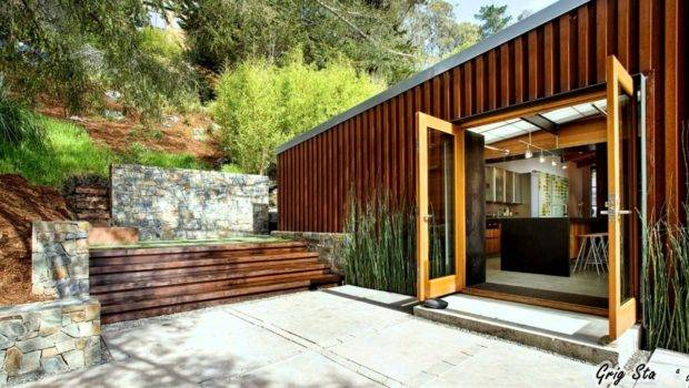 Homes Built Out Shipping Containers Container House