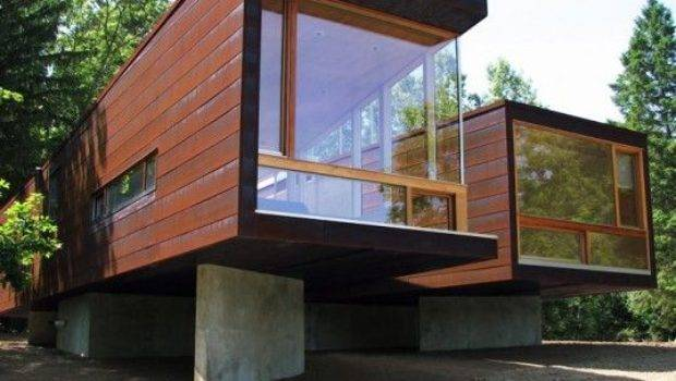 Homes Made Out Shipping Containers