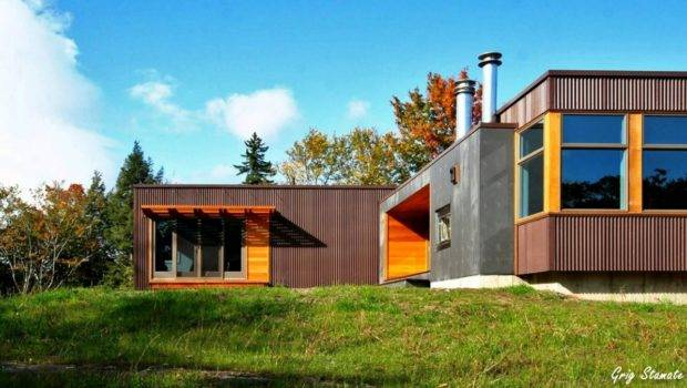 Homes Made Storage Containers Beautiful Houses