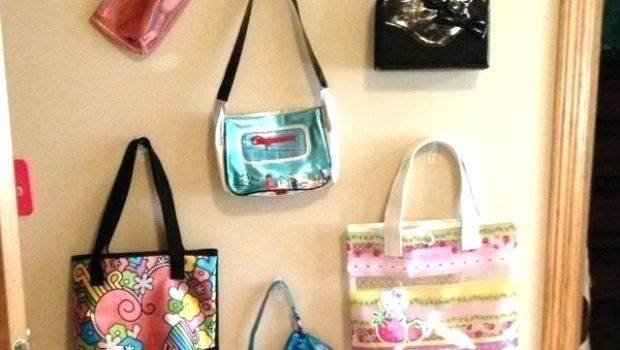Hooks Purses Wall Posted