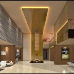 Hotel Lobby Design Draft Roof Ceiling Pinterest