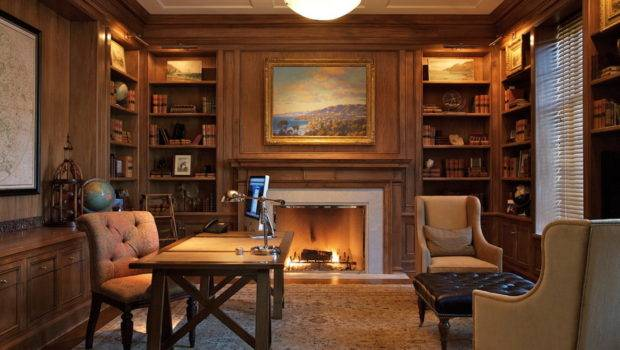 House Beautiful Home Office Decosee