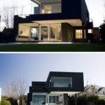 House Exterior Colors Modern Black Houses Around