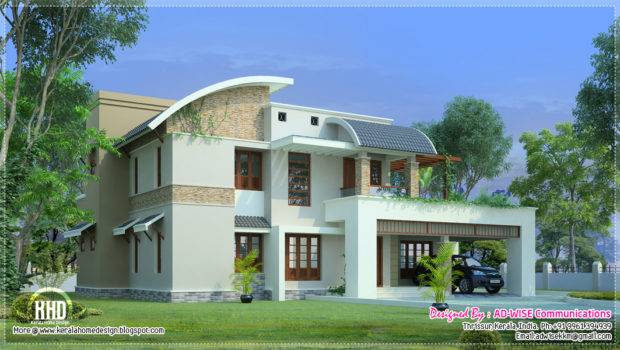 House Exterior Designs Interior Decor Kerala Design