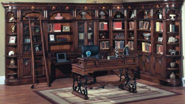 House Home Office Inside Corner Bookcase Bar Barron