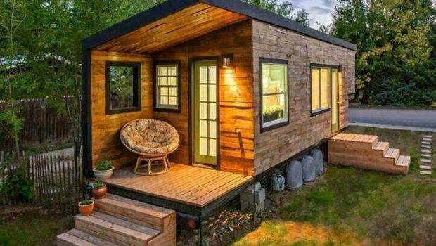 House Made Out Old Shipping Container Interesting Pinterest
