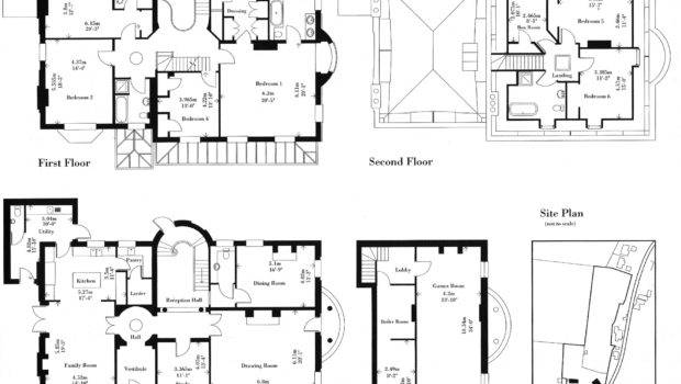 House Planning Application New Build Country