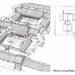 House Plans Central Courtyard Likewise Small