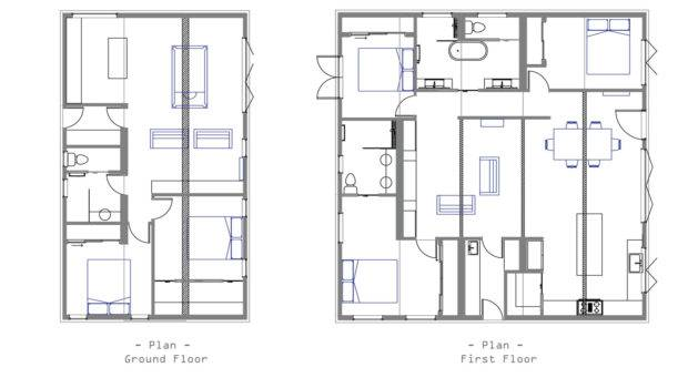 House Plans Odpod Shipping Container Houseodpod