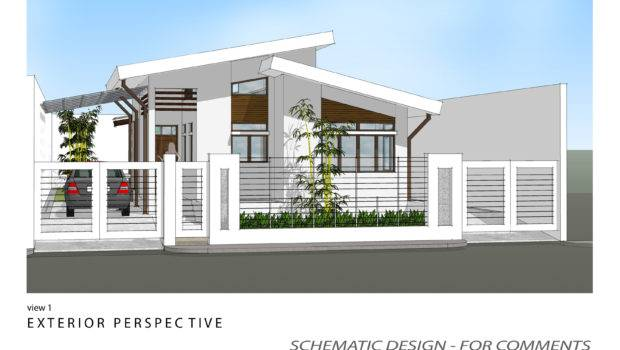 House Within Design Style Idea Addition Modern