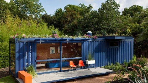 Houses Made Shipping Containers Container House Design