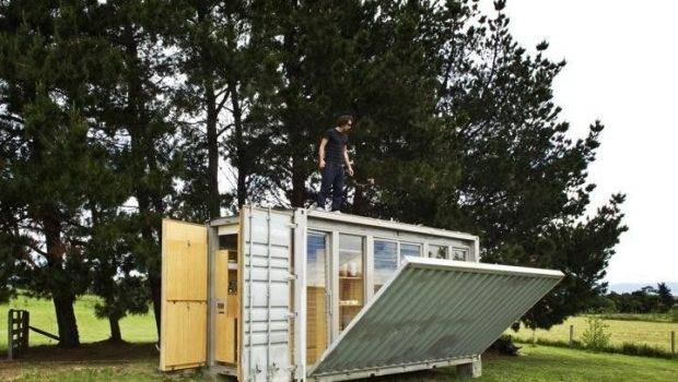 Houses Made Shipping Containers