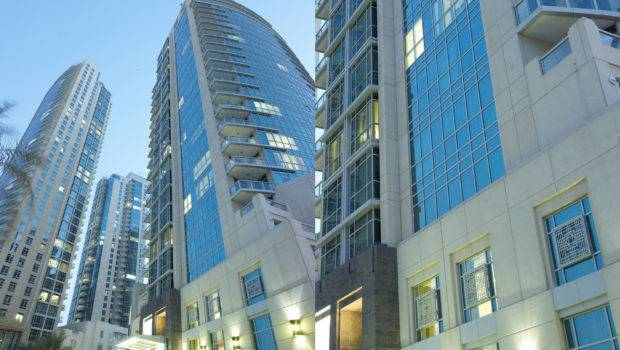 Hyder Consulting Tower Dubai Residential Towers
