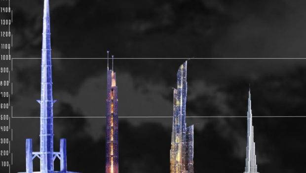 Hyder Consulting Tower Rekaan Kingdom Jeddah
