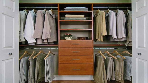 Ideas Awesome Small Walk Closet