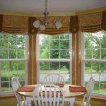 Ideas Bay Bays Kitchen Windows Curtains Window