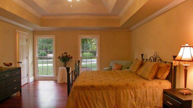 Ideas Bedroom Design Cathedral Ceiling High