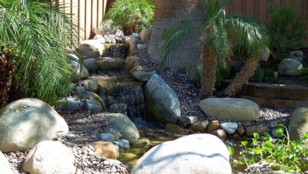 Ideas Budget Small Pond Backyard Yards