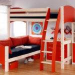Ideas Bunk Beds Room Decorating Home