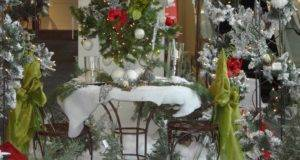 Ideas Christmas Decorations Home Decor Dining