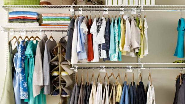 Ideas Closet Organization Simple Design