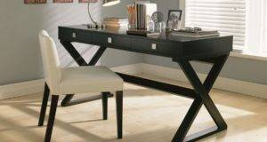 Ideas Cool Desk Computer Black Color Frames Leg